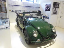 Duitse uitstekende VW-Kever Stock Foto