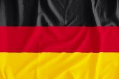 Duitse vlag Stock Foto's