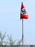 Duitse Vlag Stock Afbeelding