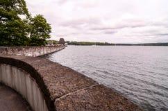 Duitse Waterdam Stock Afbeeldingen