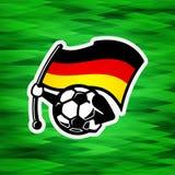 Duitsland wint def. Royalty-vrije Stock Foto
