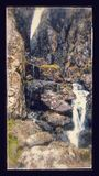 Duivelskeuken royalty-vrije stock afbeeldingen