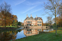 Duivenvoorde Castle. Royalty Free Stock Photography
