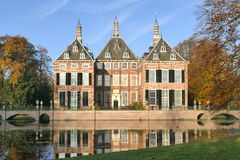 Duivenvoorde Castle. Royalty Free Stock Photo