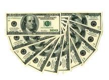 Duizend dollars Stock Foto's