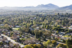 Duizend Eiken Californië Stock Foto's