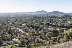 Duizend Eiken Californië Royalty-vrije Stock Afbeelding