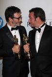 dujardin hazanavicius Jean Michel Στοκ εικόνες με δικαίωμα ελεύθερης χρήσης
