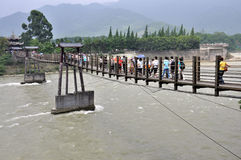 Free Dujiangyan Irrigation System Royalty Free Stock Photography - 30468097