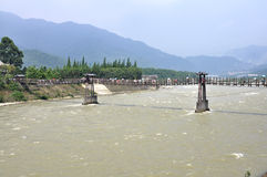 Free Dujiangyan Irrigation System Stock Photos - 30488303