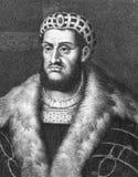 duke albert III Саксония стоковое фото rf