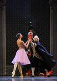The Duke brought gifts-The Ballet  Nutcracker Royalty Free Stock Photos