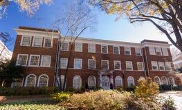 Duke Building at Elon University. In Elon, North Carolina.  Built in 1927 Royalty Free Stock Photos