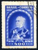 Duke of Caxias Army Patron Stock Photos