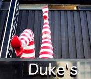 Duke Cinema Fotografía de archivo libre de regalías