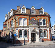 The duke of cumberland hotel and pub Royalty Free Stock Images