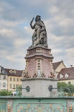 Duke Eberhard Ludwig in Ludwigsburg, Germany Royalty Free Stock Images