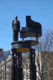Duke Ellington Statue Stock Photography