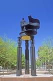Duke Ellington Statue, New York City, NY Royalty Free Stock Images