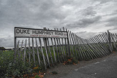 Duke Humphrey road Stock Images