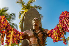 Duke Kahanamoku Photos stock