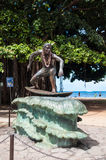 Duke Kahanamoku Royalty Free Stock Photo