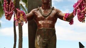 Duke Kahanamoku Statue, Waikiki Beach, Honolulu, Oahu, Hawaii