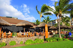 Duke's Restaurant Royalty Free Stock Photography