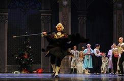 The Duke of Shug Tal Bam-The Ballet  Nutcracker Royalty Free Stock Photos