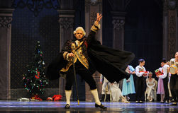The Duke of Shug Tal Bam-The Ballet  Nutcracker Stock Photography