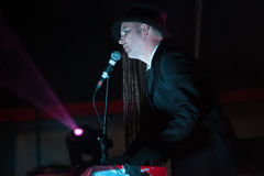Duke Special Stock Images