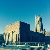 Duke University campus, Durham, North Carolina Stock Photography