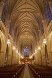 Duke University Chapel Fotografía de archivo libre de regalías