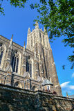 Duke University Chapel Stock Photography