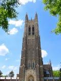 Duke University Chapel immagini stock