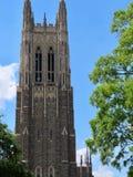 Duke University Chapel foto de stock
