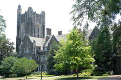 Duke university Royalty Free Stock Photography