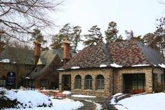 Duke University. Visitor Center, Durham, North Carolina USA Stock Photography