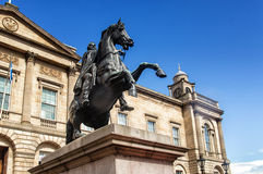 Duke of Wellington Statue Royalty Free Stock Photos