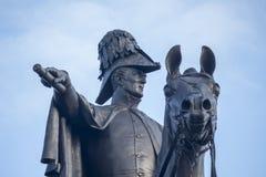 Duke of Wellington. Statue 0f the Duke of Wellington Royalty Free Stock Photo