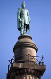 Duke of Wellington Statue in Liverpool Royalty Free Stock Photo