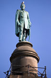 Duke of Wellington Statue in Liverpool Stock Photo
