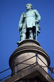 Duke of Wellington Statue in Liverpool Stock Images