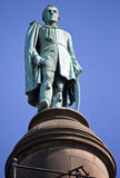 Duke of Wellington Statue in Liverpool Royalty Free Stock Photography