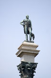 Duke of Wellington Statue, Stratfield Saye Stock Photo