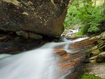 Dukes Creek Falls Royalty Free Stock Photo