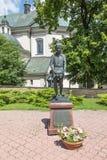 Dukla, Polen - 20. Juli 2016: Johannes von Dukla des Brotes in Franc Stockbilder