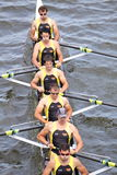 Dukla Prague - 98th Primatorky rowing race Royalty Free Stock Image
