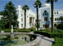 Dulber palace -  Crimea Stock Photos