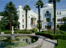 Dulber palace -  Crimea Royalty Free Stock Photos